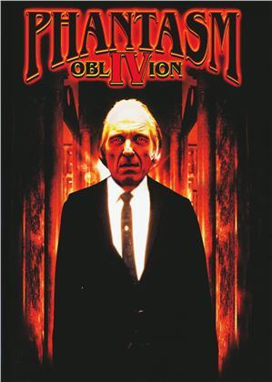 Phantasm 4 - Oblivion (1998) (Cover A, Limited Edition, Mediabook, Uncut, Blu-ray + DVD)