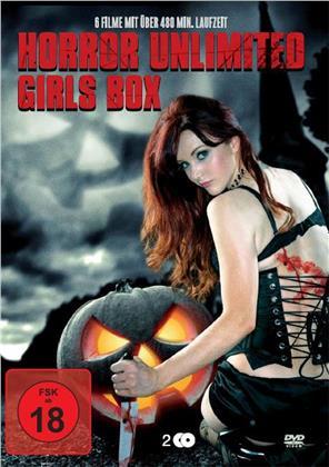 Horror Unlimited Girls Box - 6 Spielfilme Box (2 DVD)