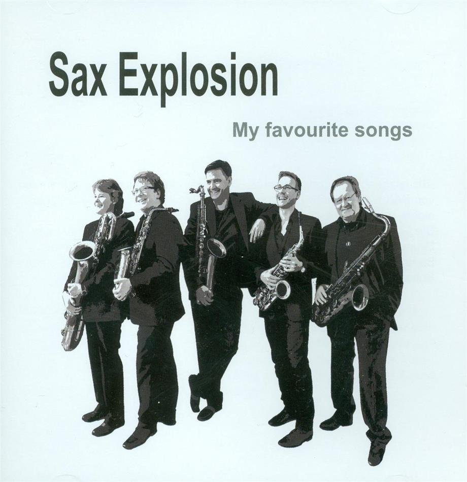 Sax Explosion - My Favourite Songs
