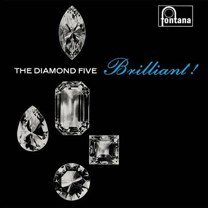 The Diamond Five - Brilliant! (Music On Vinyl, LP)