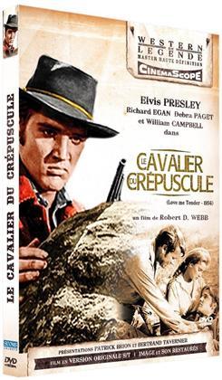 Le cavalier du crépuscule (1956) (Western de Légende, s/w, Special Edition)