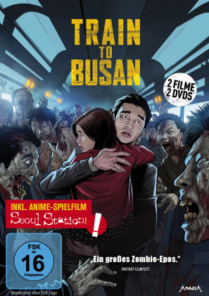 Train to Busan (2015) (2 DVDs)