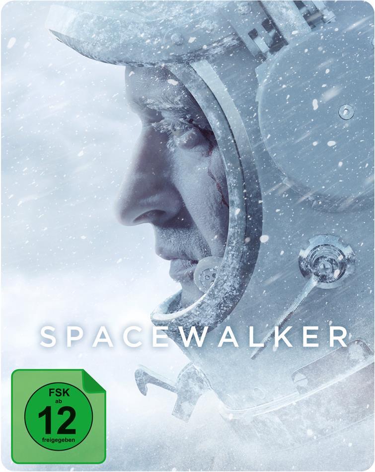 Spacewalker (2017) (Limited Edition, Steelbook, Blu-ray 3D + Blu-ray)