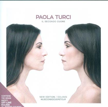 Paola Turci - Il Secondo Cuore (Neuauflage, CD + DVD)