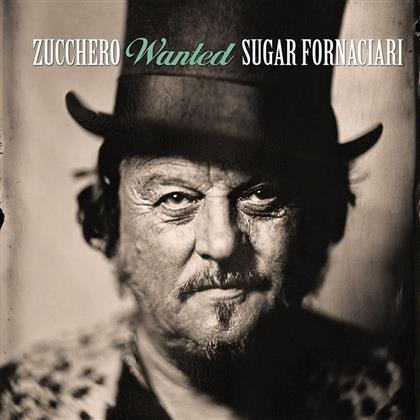 """Zucchero - Wanted - The Best Collection (Super Deluxe Edition, 10 CDs + DVD + 7"""" Single)"""
