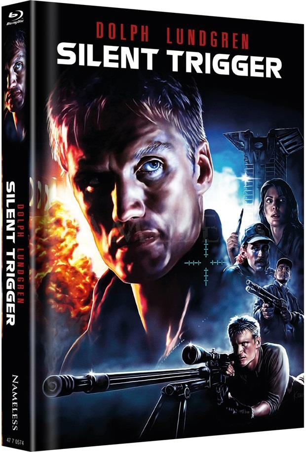 Silent Trigger (1996) (Limited Edition, Mediabook, Remastered, Uncut)