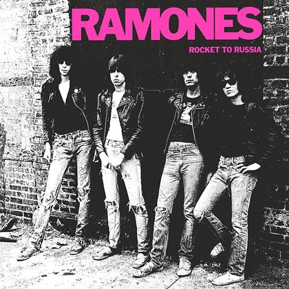 Ramones - Rocket To Russia (40th Anniversary Deluxe Edition, Boxset, Remastered, 3 CDs + LP)