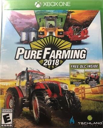 Pure Farming 2018 (Day One Edition)