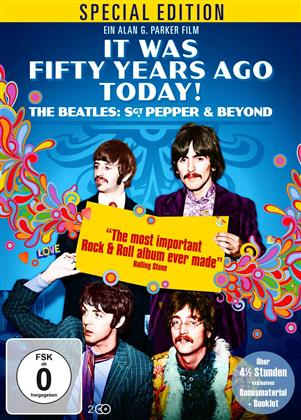 The Beatles - It Was Fifty Years Ago Today - Sgt. Pepper & Beyond (Special Edition, 2 DVDs)