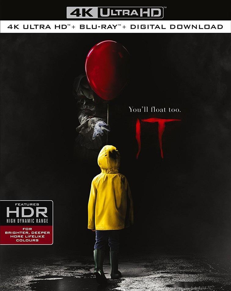 It (2017) (4K Ultra HD + Blu-ray)