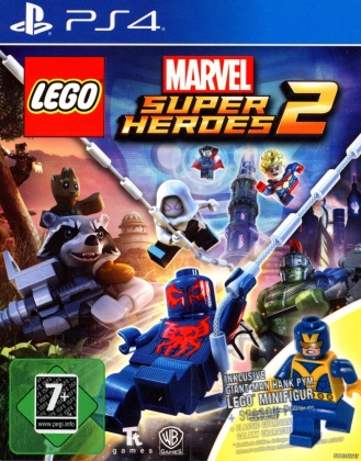 LEGO Marvel Super Heroes 2 Toy Edition