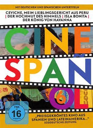 Cinespañol 6 (4 DVDs)