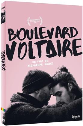 Boulevard Voltaire (2017) (s/w)