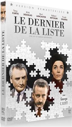 Le dernier de la liste (1963) (Remastered)