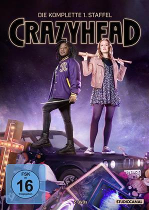 Crazyhead - Staffel 1 (2 DVDs)