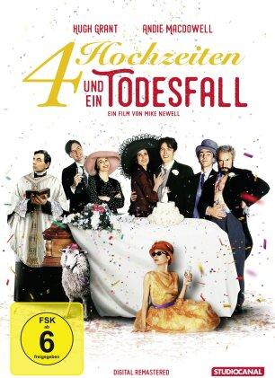 4 Hochzeiten und ein Todesfall (1993) (Remastered)