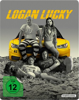 Logan Lucky (2017) (Steelbook)