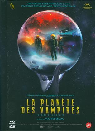 La Planète des vampires (1965) (Mediabook, Blu-ray + DVD)