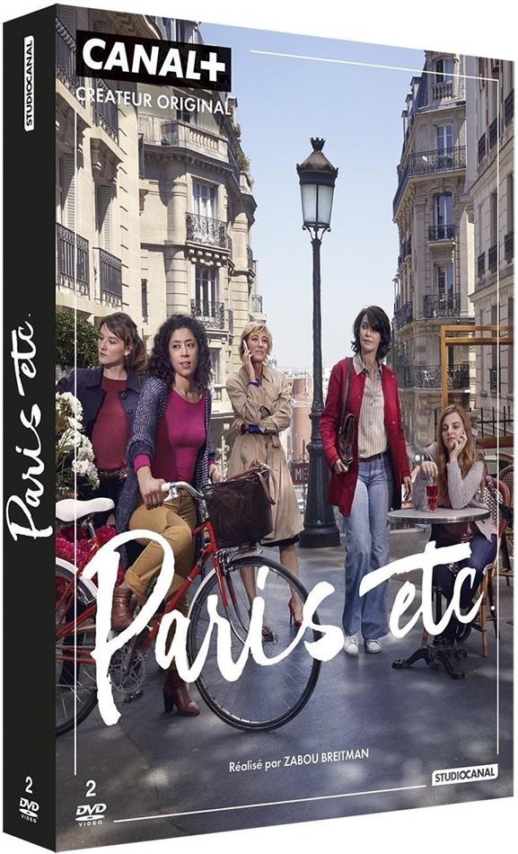 Paris etc. - Saison 1 (2 DVD)