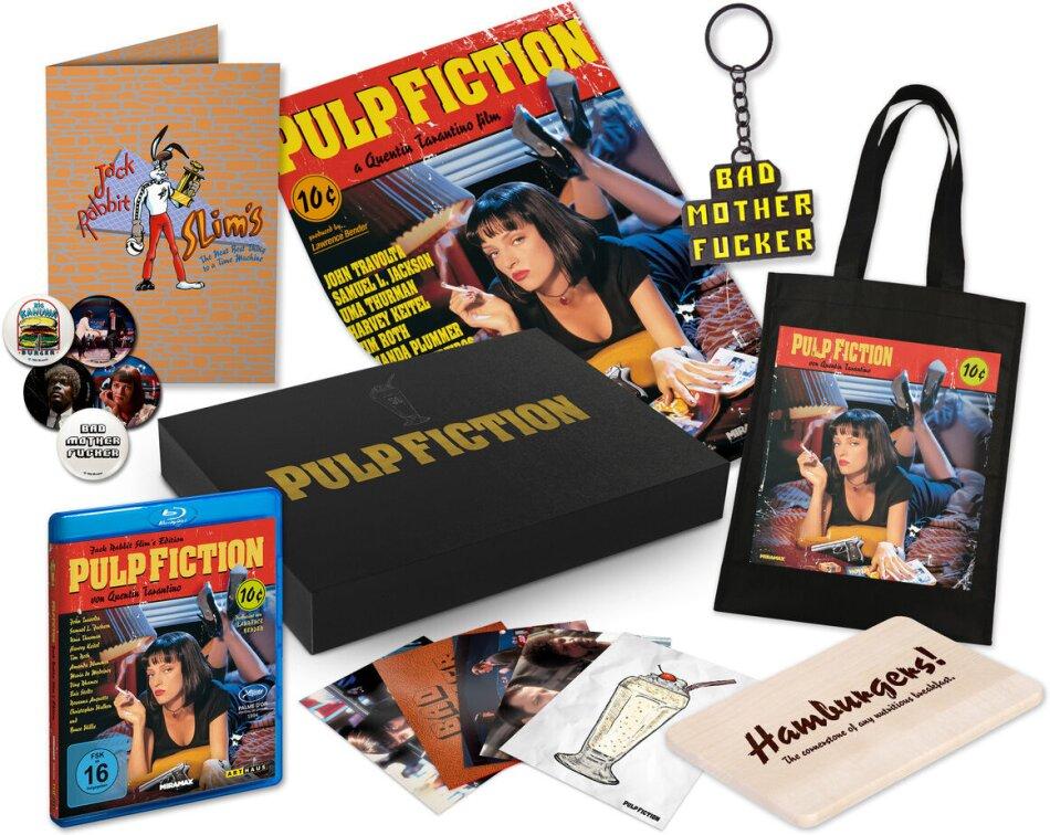 Pulp Fiction (1994) (Ultimate Fan Edition, Jack Rabbit's Slim Edition)