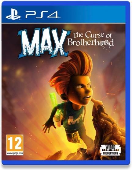 Max - The Curse of the Brotherhood