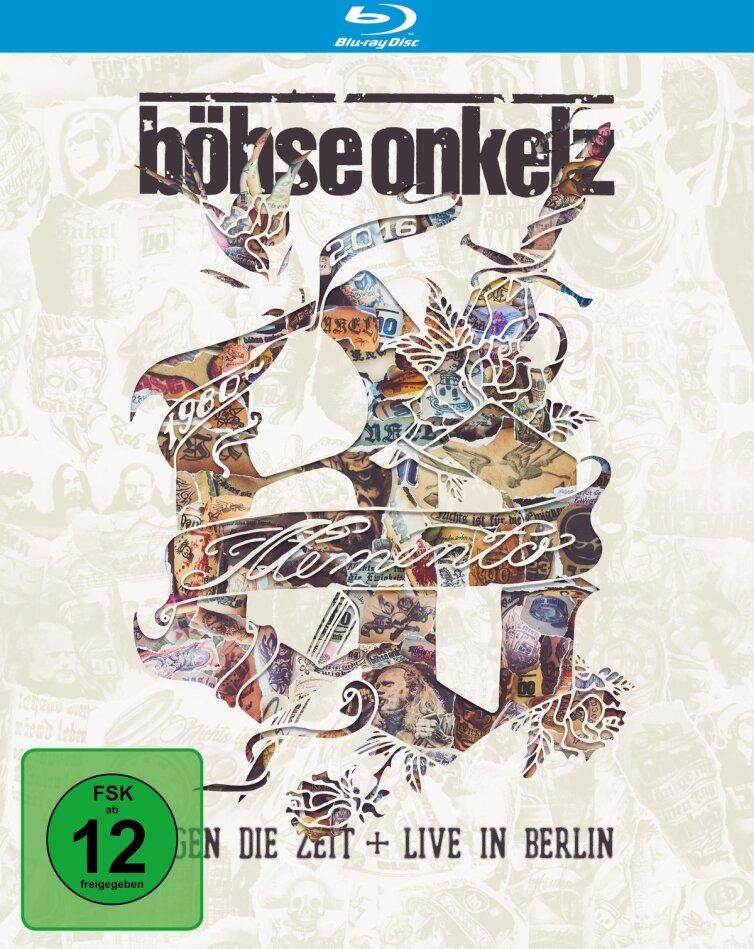 Böhse Onkelz - Memento - Gegen Die Zeit + Live in Berlin (Mediabook, 2 Blu-rays)
