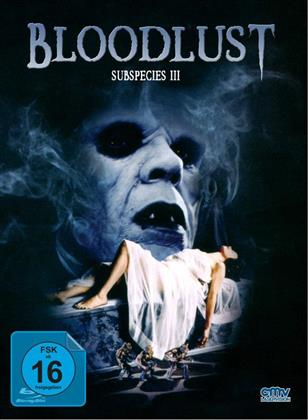 Bloodlust - Subspecies 3 (1994) (Limited Edition, Mediabook, Uncut)