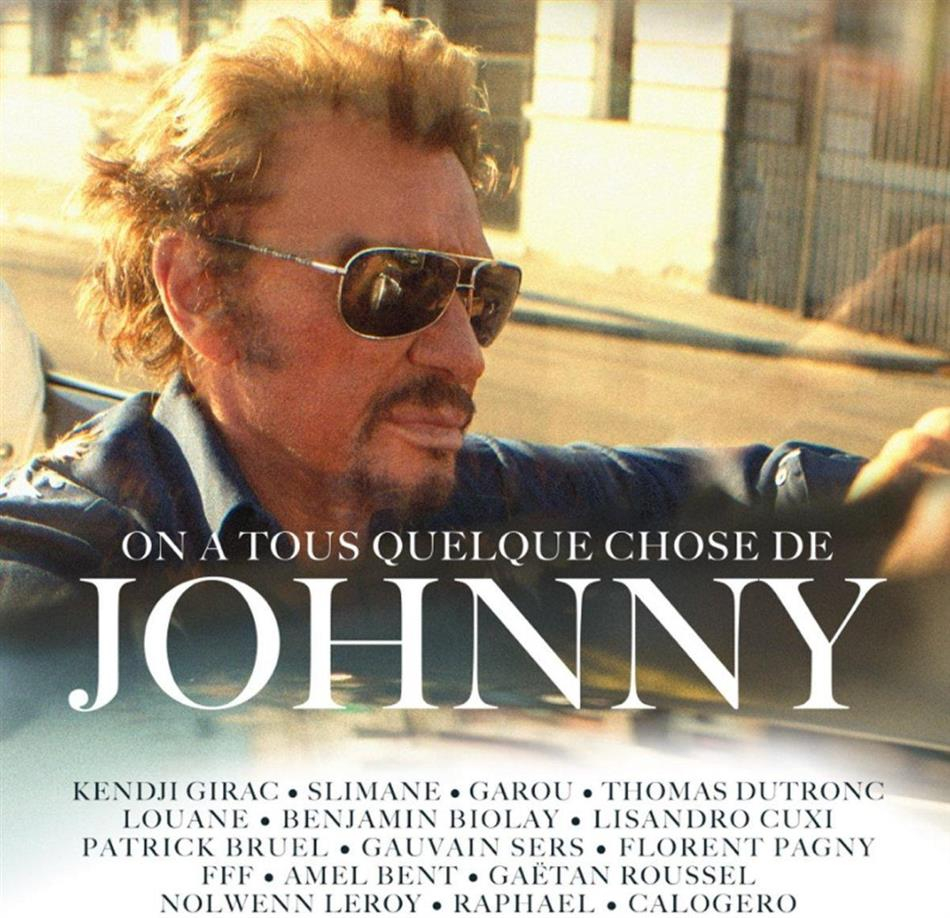 On A Tous Quelque Chose De Johnny (Digibook)