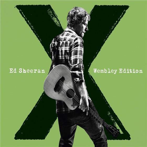 Ed Sheeran - X (French Edition, Wembley Edition, CD + DVD)