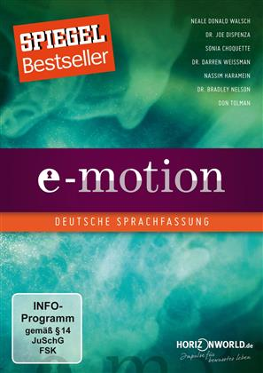 E-Motion (2014) (Special Edition, 2 DVDs)