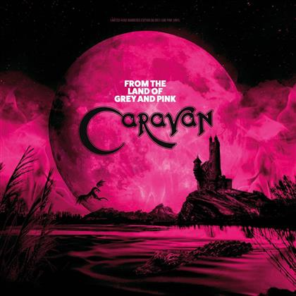 Caravan - From The Land Of Grey And Pink (Colored, LP)