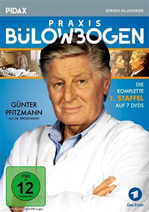 Praxis Bülowbogen - Staffel 1 (Pidax Serien-Klassiker, 7 DVDs)