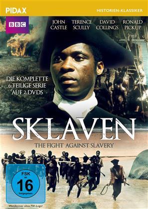 Sklaven (Pidax Historien-Klassiker, BBC, 3 DVD)