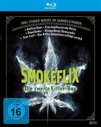 Smokeflix - Die zweite Kiffer-Box (3 Blu-rays)