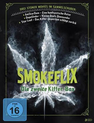 Smokeflix - Die zweite Kiffer-Box (3 DVDs)