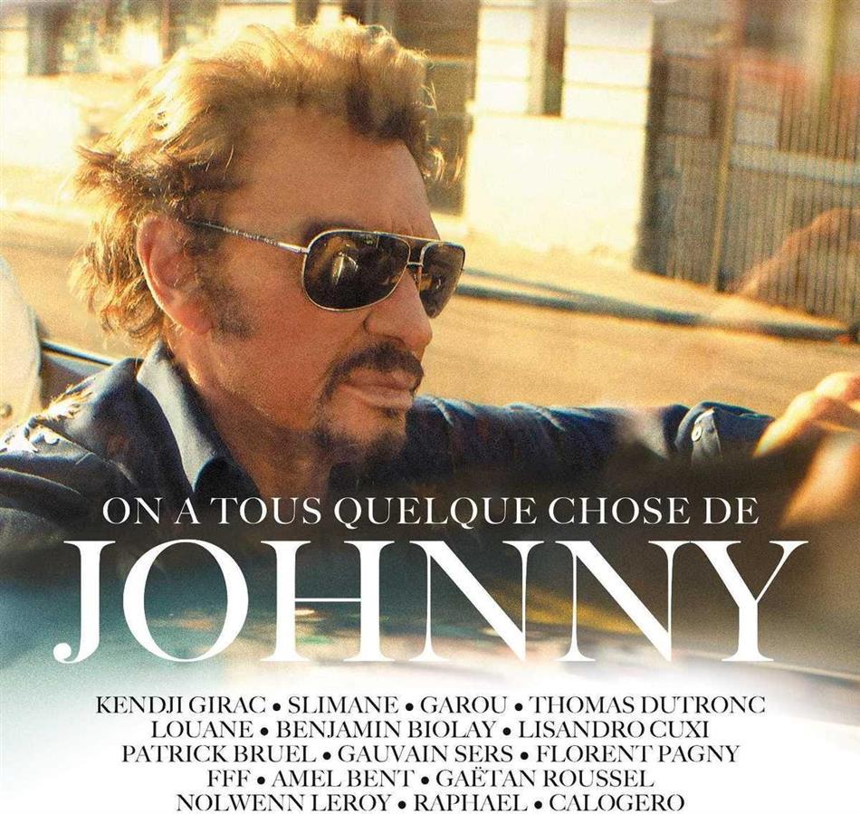 On A Tous Quelque Chose De Johnny (2 LPs)