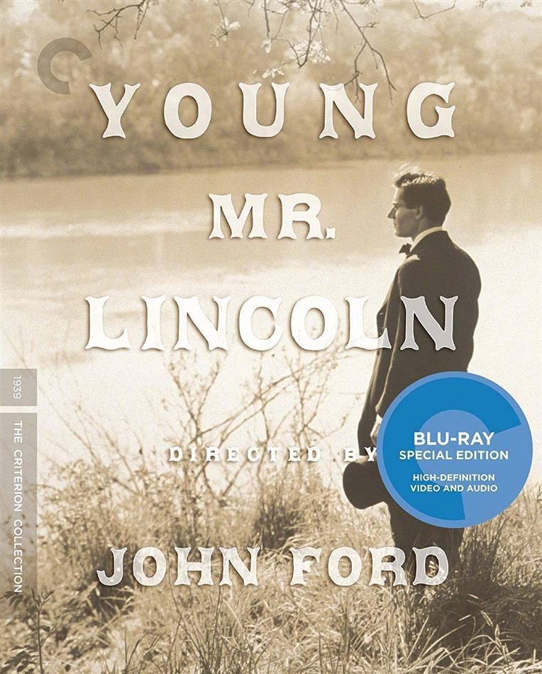Young Mr. Lincoln (1939) (Criterion Collection, Edizione Speciale)
