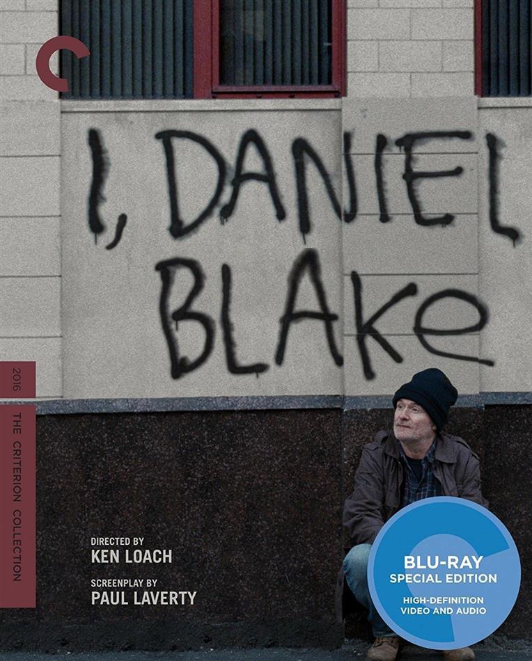 I, Daniel Blake (2016) (Criterion Collection)