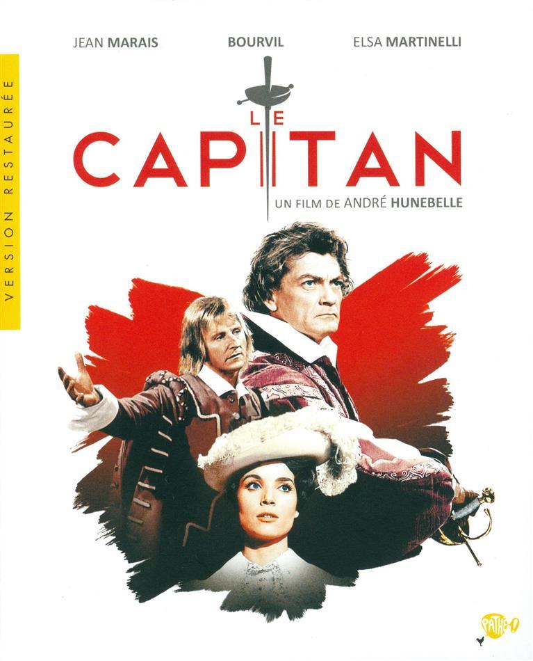 Le capitan (1960) (Collection Version restaurée par Pathé, Blu-ray + DVD)