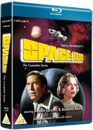 Space: 1999 - The Complete Series (10 Blu-rays)