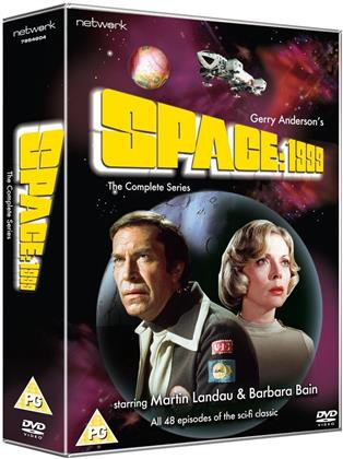 Space: 1999 - The Complete Series (12 DVDs)