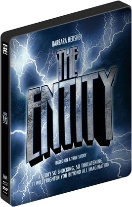 The Entity (1982) (Steelbook, 2 Blu-rays)