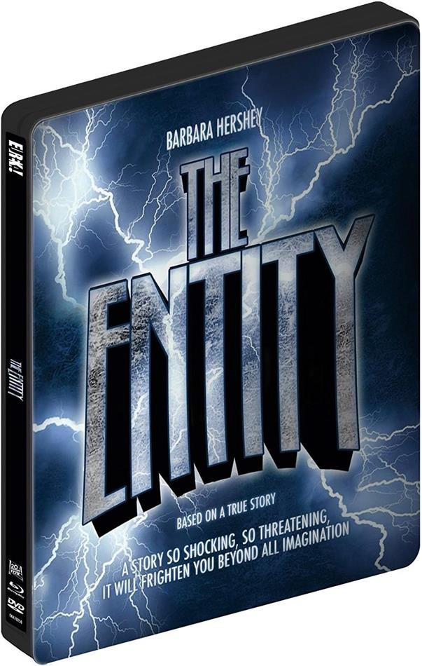 The Entity (1982) (Steelbook, 2 Blu-rays)