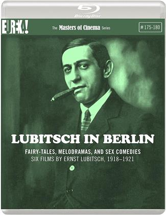 Lubitsch In Berlin (Masters of Cinema, 2 Blu-rays)