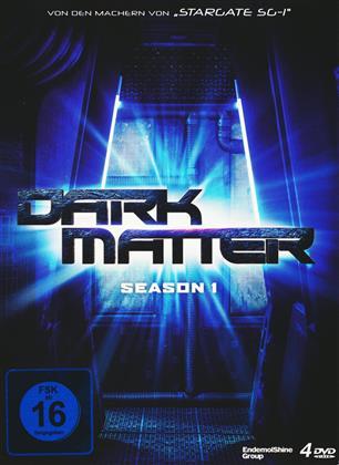 Dark Matter - Staffel 1 (4 DVDs)