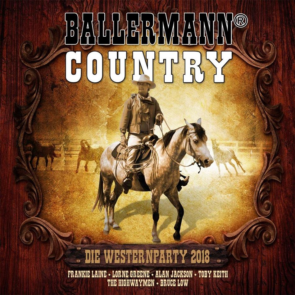 Ballermann Country Die Westernparty 2018