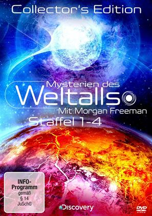 Mysterien des Weltalls - Staffel 1-4 (Collector's Edition, 8 DVDs)
