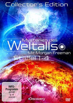 Mysterien des Weltalls - Staffel 1-4 (Collector's Edition, 8 DVD)