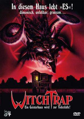 Witchtrap (1989) (Creepy Little Things Collection, Kleine Hartbox, Uncut)