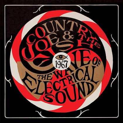 Country Joe & The Fish - Wave Of Electrical Sound (4 LPs + DVD)